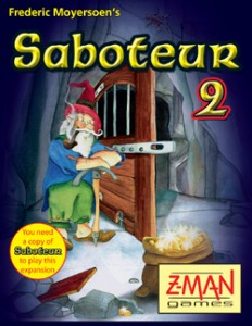 Saboteur 2_card funny friends family game